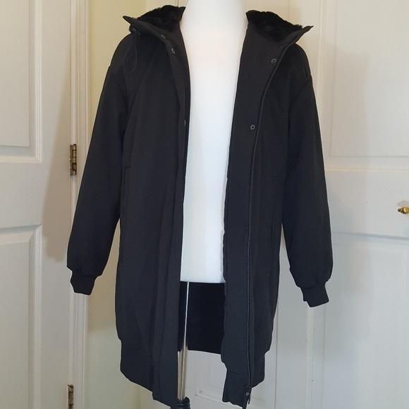 e979ec75 Zara Jackets & Coats   Man Parka With Fur Collar Nwt   Poshmark